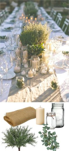 Fantastic 50+ Wedding Table Setting Inspiration https://bridalore.com/2017/12/15/50-wedding-table-setting-inspiration/