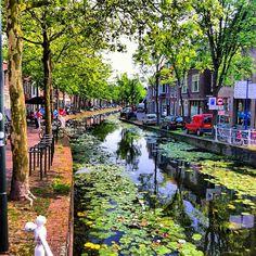 last wednesday #Delft #netherlands #nederland #bestest_of_the_day... | Flickr - Photo Sharing!