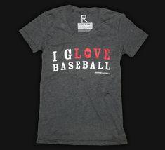 I SO need this.  www.routinebaseball.com    awesome baseball clothing!