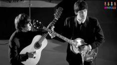 And I Love Her-The Beatles(subtitulado en ingles y español)[with lyrics]