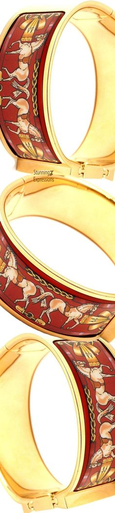 Hermes My Dear Friend, Red Gold, Equestrian, Hermes, Bangles, Lifestyle, Luxury, Ms, Club