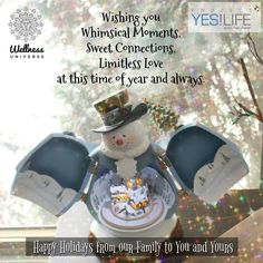 Happy Holidays from Jennifer Maki #WUVIP - See all 30 beautifully inspiring holiday posts now