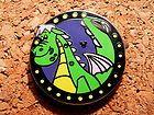 Elliot Pete's Dragon Disney Pin - 2007 Hidden Mickey Lanyard - Dragon Collection #EasyNip