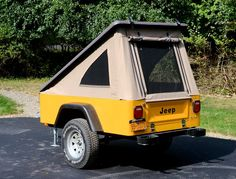 Fiberglass Military-style Trailer Tub Kit - Page 84 - Expedition Portal Camper Life, Diy Camper, Adventure Trailers, Travel Trailers, Motorcycle Campers, Pop Up Tent Trailer, Electric Cargo Bike, Kangoo Camper, Camping Pod