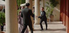 SPY - Melissa McCarthy has Jude Law's back