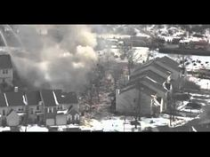 Gas Explosion Rocks Ewing, New Jersey