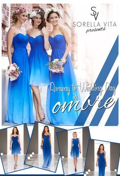 08.05.16  Update  We are loving the gorgeous By the Sea Ombré colour blue colour by Sorella Vita Australia.  The ombré collection will be discounted on 31st of May 2016, please place your orders before cut off date. Book in an appointment to try on all four Ombré colours at InStyle Bridal 62-64 Victoria Road, Drummoyne 2047 Sydney Ph: 91814422   Blue bridesmaid dresses  Very excited the latest collection of bridesmaid dresses by Sorella Vita will be arriving early next week @instylebridal…