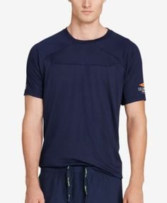 POLO RALPH LAUREN Polo Ralph Lauren Men'S Us Open Performance T-Shirt. #poloralphlauren #cloth #shirts