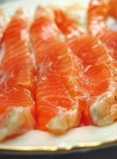 Marinated salmon fillet.This is very delicious and easy recipe with very simple ingredients.Try to prepare it!