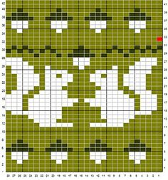 knitting charts | Knitting - Charts & Graphs