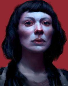 Where is Jessica Hyde? #Utopia fan art by GDaCas www.gdacas.com