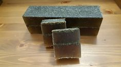 African black soap with seaweed