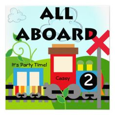 @@@Karri Best price          Custom All Aboard Train Party Invitations           Custom All Aboard Train Party Invitations Yes I can say you are on right site we just collected best shopping store that haveDeals          Custom All Aboard Train Party Invitations Review on the This website by clic...Cleck Hot Deals >>> http://www.zazzle.com/custom_all_aboard_train_party_invitations-161759209201232544?rf=238627982471231924&zbar=1&tc=terrest