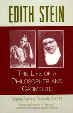 Edith Stein: The Life Of A Philosopher And Carmelite (Stein, Edith//the Collected Works of Edith Stein) by Teresia Renata Posselt http://www.amazon.com/dp/0935216367/ref=cm_sw_r_pi_dp_s2xjvb07MPY8W