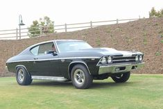 1969 Baldwin-Motion Chevrolet Chevelle 427