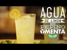 Dale un toque refrescante a la clásica limonada, prepara  Agua de limón con pepino y menta.  Descubre muchas recetas más para saborear cada día en CocinaFresca.  #CocinaFresca es presentada por Walmart ¡Suscríbete!