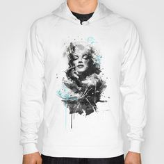 Marilyn. Hoody by Emiliano Morciano (Ateyo) - $38.00