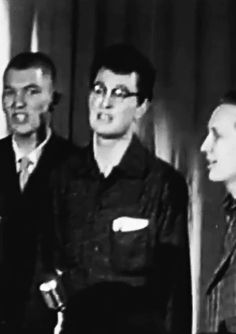 """Rare footage of Buddy Holly singing """"That'll Be The Day"""" live on Portland's music & dance show for teens, """"High Time"""" 50s Music, Music Love, Good Music, Buddy Holly Musical, Brown Eyed Handsome Man, Popular Music Artists, Alan Freed, Holly Pictures, Ritchie Valens"""