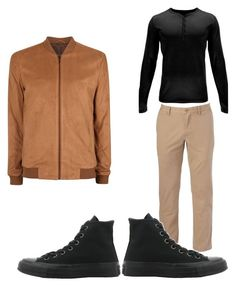"""#men"" by enamorado-rosita on Polyvore featuring SONOMA Goods for Life, Topman, Spyder, Converse, men's fashion and menswear"