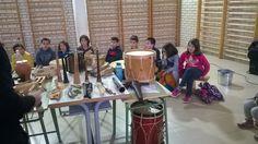 Taller de música tradicional y patrimonio musical a cargo de Pablo Zamarrón en el CEO La Sierra de Prádena