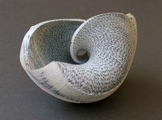 Artist Janna Syvänoja, Finland - Paper Sculpture art
