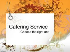 #Cateringservice choose the right one:http://bit.ly/1TPdm0h #IndianCatering