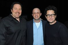 Jon Favreau and J.J. Abrams Eric Kripke, Jon Favreau, Picture Photo, Pictures, Photos, Grimm