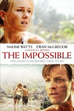 The Impossible. GREAT movie. I cried like a baby.