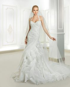 Cosmobella 2015 Wedding Dress