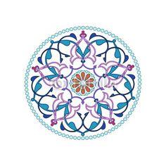 Vektör: Osmanlı motifleri