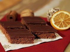 Lebkuchen vom Blech - Martina Lechner - My Ideas Best German Food, Vegan Desserts, Dessert Recipes, German Baking, Torte Recipe, Xmas Cookies, Xmas Food, Pumpkin Spice Cupcakes, Winter Food