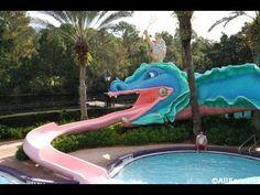 Disney's Port Orleans Resort French Quarter 2013 Tour and Overview Walt Disney World - YouTube