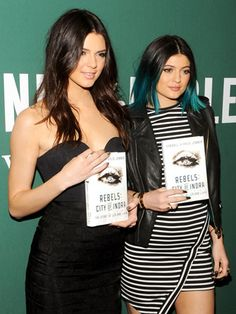 Kendall and Kylie Jenner come clean