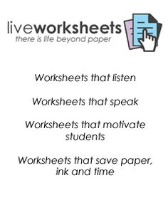 ESL Printables: English worksheets, lesson plans and other resources English Exercises, English Language Learners, Student Motivation, Reading Comprehension, Learn English, Lesson Plans, Worksheets, Classroom, Teaching