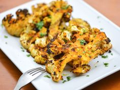 As someone who grew up dreading bland, under- or over-cooked cauliflower, this recipe is a game-changer. The high heat of the grill gives the vegetable its crisp exterior, while an earthy spice rub delivers a ton of flavor.