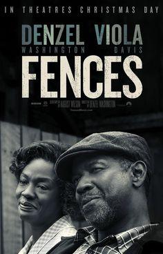 FENCES starring Denzel Washington & Viola Davis | In theaters December 25, 2016