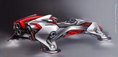 David Schneider Design: Ducati