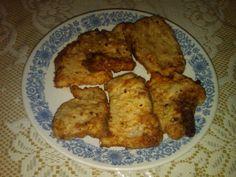 Fried shark