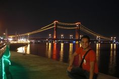 Ampera Bridge,Palembang - South Sumatera