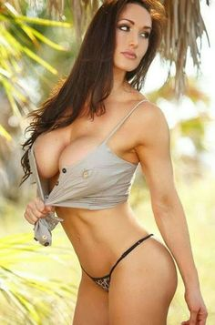Was Sexy fitness models nude