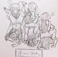 Nagisa defeating Karma from Ansatsu Kyoushitsu/Assassination Classroom Cute Cartoon Wallpapers, Animes Wallpapers, Cartoon Drawings, Animal Drawings, Nagisa And Karma, Karma Kun, Manga, Koro Sensei, Nagisa Shiota