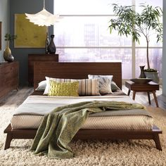 Copeland Furniture Catalina Bed $1980