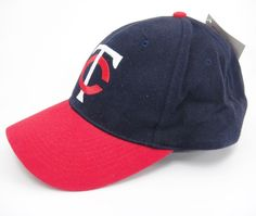 best service 4f85e 95ef8 Minnesota Twins TC Blue Baseball Hat Strapback Dairy Queen Game Giveaway  2001  MinnesotaTwins Dairy Queen