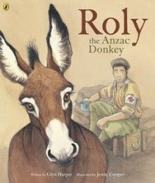 Our tamariki will benefit from knowing the heroic stories of our wartime soldiers and the important people who helped them. Roly the Anzac Donkey is a must-read in the lead up to Anzac Day. Ww1 Soldiers, Anzac Day, The Donkey, Lest We Forget, Children's Book Illustration, Book Illustrations, World War One, History Books, Art Activities