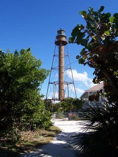 Sanibel Island Lighthouse...we always bike to this park
