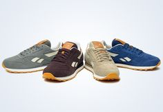 """Reebok Classic Leather """"Suede Pack"""""""