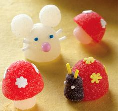 National Candy Month: How to Make Gumdrops   Quirk Books : Publishers & Seekers of All Things Awesome  I want to make gumdrops now!! RIGHT NOW!!