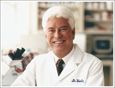 Dr. Myron Wentz, founder of Usana Health Sciences. His vision and humanitarianism is outstanding.