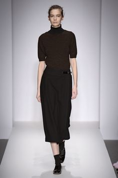 Women's Autumn Winter 2015 Show Looks. Look 5
