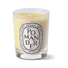 Diptyque Pomander scented candle (2.660 RUB) ❤ liked on Polyvore featuring home, home decor, candles & candleholders, winter scented candles, diptyque candles, diptyque, orange home decor and orange scented candle